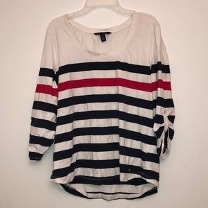 Woman's Tommy Hilfiger large top